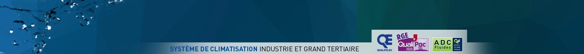 installateur climatisation, entreprise, industrie, grand tertiaire, Nantes, La Baule, Guérande, 44